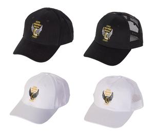 White or Black Ball Caps